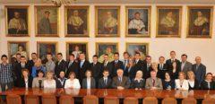 Budowlani olimpijczycy nagrodzeni przez Politechnikę Krakowską
