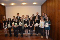Kolejny sukces naszej młodzieży