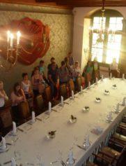 Wizyta zawodoznawcza uczniów technikum żywienia i usług gastronomicznych
