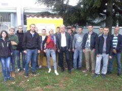 """Uczeń z """"Ekonoma"""" z wizytą studyjną w Chorwacji"""