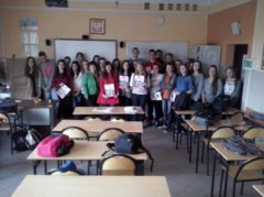 Spotkanie z Agnieszką Łyżnicką