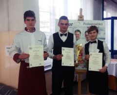 Kolejne sukcesy uczniów z gastronoma!!!