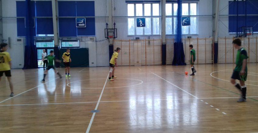Turniej Futsal Ekonom