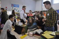 Targi Edukacyjne w I LO – fotoreportaż