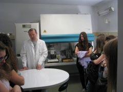 Wizyta zawodoznawcza w Instytucie Zootechniki w Balicach