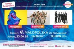 Bezpłatne wejściówki na koncert Małopolska dla Maturzystów!
