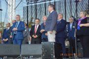 Srebrny Krzyż Małopolski dla Leszka Mordarskiego