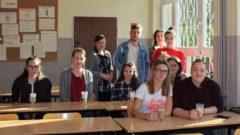 Kurs baristyczny dla uczniów technikum gastronomicznego