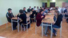 Konkurs szachowy w naszej szkole