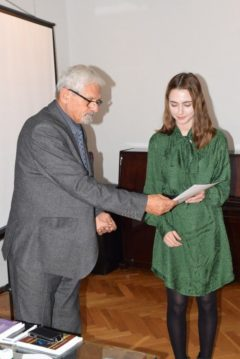 Sukces naszej uczennicy w konkursie poetyckim