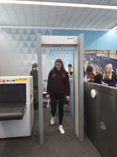 Wycieczka do Centrum Edukacji Lotniczej w Krakowie