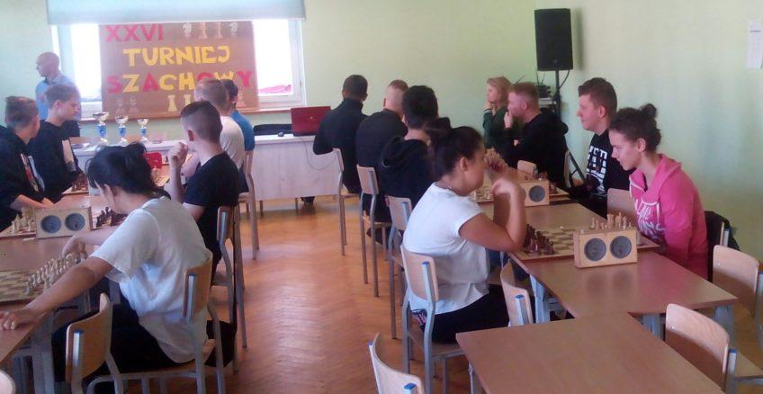 26 Mistrzostwa Szachowe Powiatu Limanowskiego