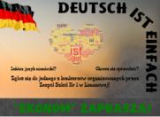 Deutsch ist einfach – rusza II edycja międzyszkolnego konkursu