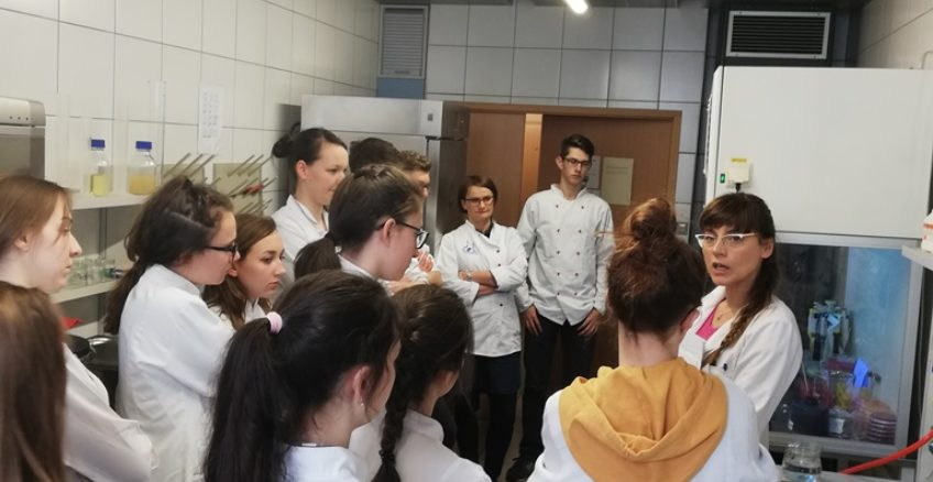 Naukowe warsztaty weekendowe na Uniwersytecie Rolniczym w Krakowie