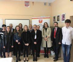 """Joanna Furtak wygrała konkurs """"Śladami Matematyków"""""""