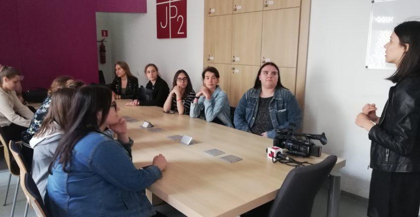 Warsztaty dziennikarskie w Krakowie