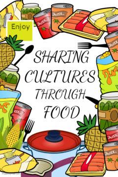 """Zakończenie międzynarodowego projektu eTwinning """"Sharing cultures through food"""""""