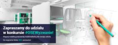 Jesteśmy laureatami Ogólnopolskiego Konkursu #OSEWyzwanie