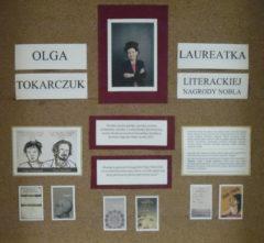 Olga Tokarczuk noblistką!