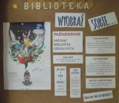 Październik w bibliotece