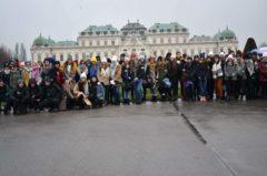 SKT Ekonom na jarmarku bożonarodzeniowym w Wiedniu