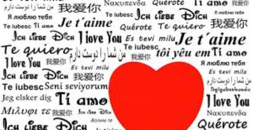 Walentynkowy interaktywny konkurs z języka angielskiego i niemieckiego