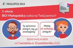 5 edycja Budżetu Obywatelskiego Województwa Małopolskiego