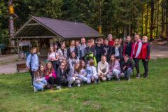Integracja klas pierwszych w parku linowym ,,ABlandia''